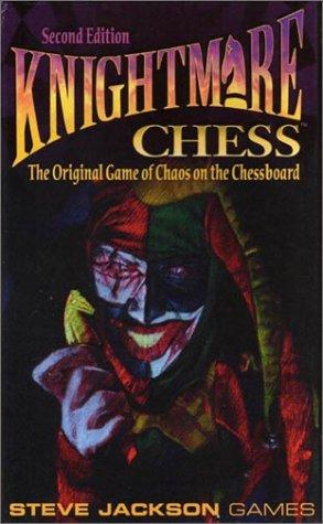9781556343322: Gurps: Nightmare Chess