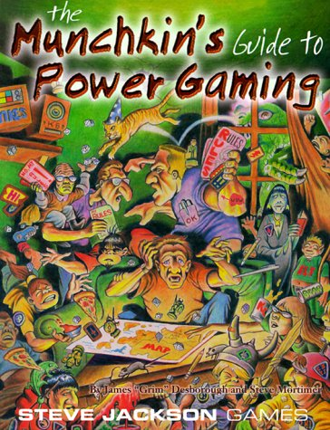 9781556343476: Munchkins Guide to Power Gaming (Steve Jackson games)