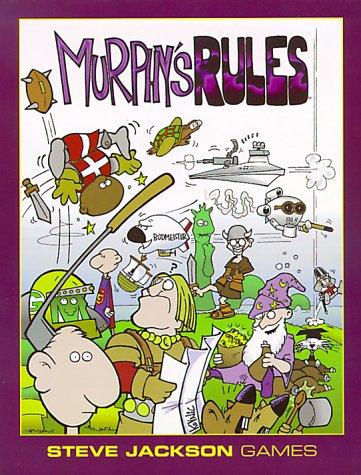 Murphy's Rules (1556343639) by Jackson, Steve