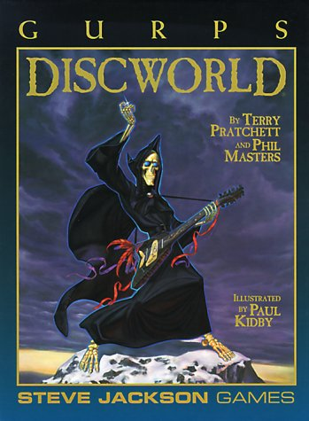 Discworld 2nd Printing (GURPS (1st-3rd Edition) - Fictional Settings)