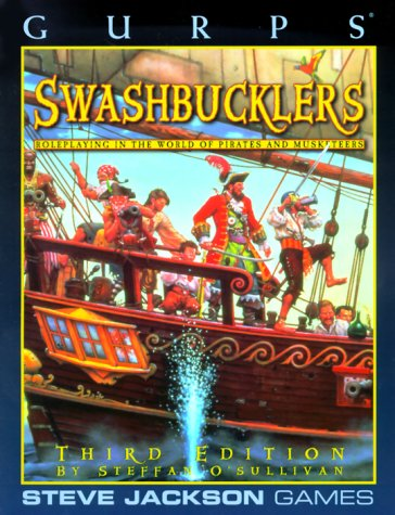 GURPS Swashbucklers: Goodwin, Russell