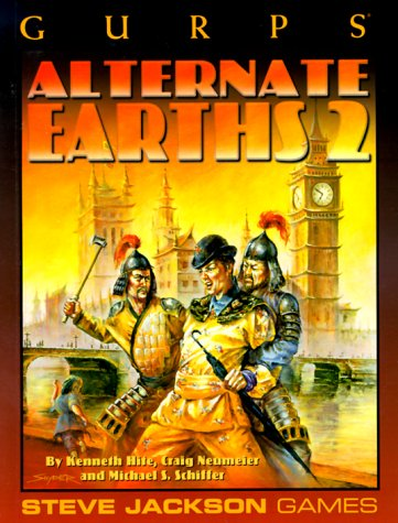 GURPS Alternate Earths 2 (GURPS: Generic Universal Role Playing System) (155634399X) by Kenneth Hite