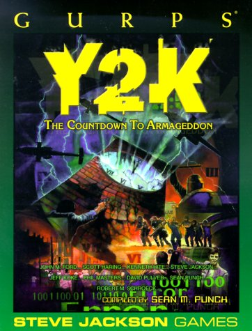 GURPS Y2K (GURPS: Generic Universal Role Playing System): John Ford