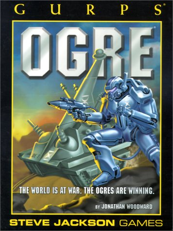 9781556344176: GURPS Ogre (GURPS: Generic Universal Role Playing System)