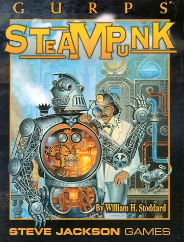 9781556344190: Gurps Steampunk