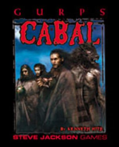 GURPS Cabal: Hite, Kenneth