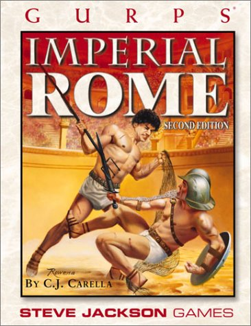 9781556344466: GURPS: Imperial Rome (GURPS: Generic Universal Role Playing System)