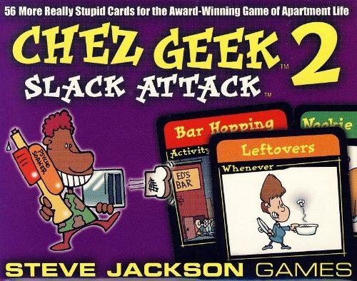 9781556344503: Slack Attack (Chez geek)