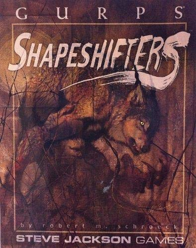 GURPS Shapeshifters: Schroeck, Robert