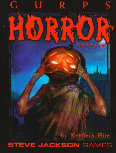 GURPS Horror (1556344538) by Kenneth Hite