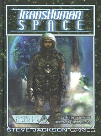 9781556344541: Transhuman Space (HC) *OP (Transhuman Space S)