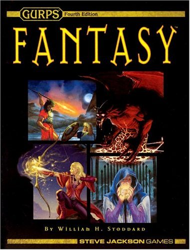 GURPS Fantasy HC: Stoddard, William