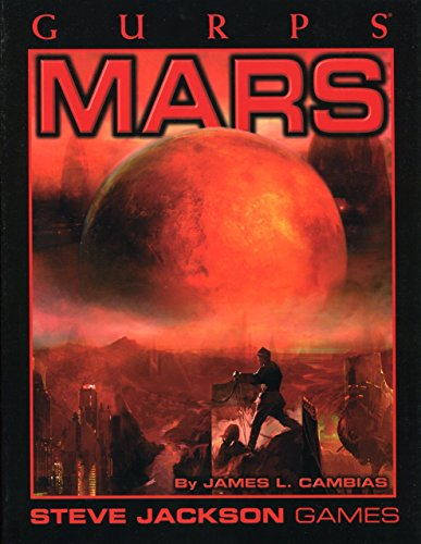 9781556345340: GURPS: Mars
