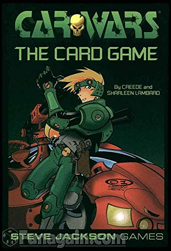 9781556345531: Car Wars: The Card Game