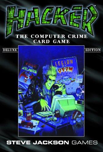 Hacker: The Computer Crime Card Game: Jackson, Steve