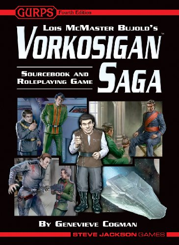 9781556345777: Gurps Vorkosigan (GURPS: Generic Universal Role Playing System)