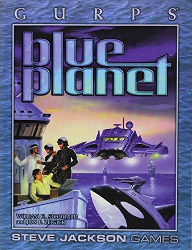 9781556345883: GURPS Blue Planet
