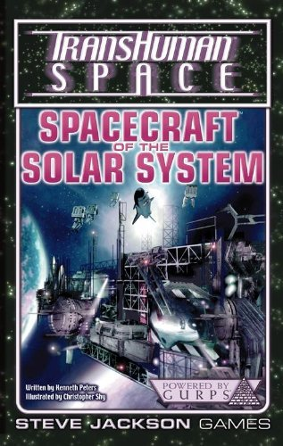 THS Spacecraft of the Solar System (Transhuman Space) (1556345976) by David Pulver