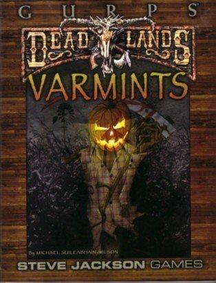 9781556346088: GURPS Deadlands Varmints