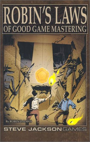9781556346293: Robin's Laws of Good Game Mastering