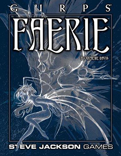 GURPS Faerie: Davis, Graeme