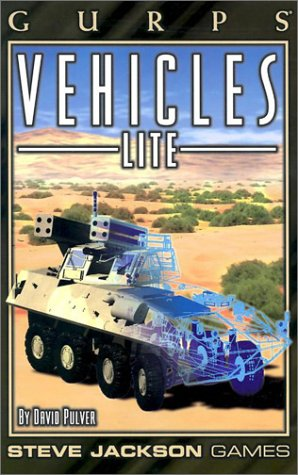 GURPS Vehicles Lite (1556346808) by Pulver, David