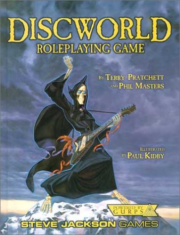 9781556346873: Discworld Roleplaying Game