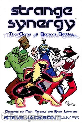 9781556347078: Strange Synergy (Misc)