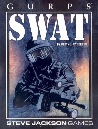 Gurps Swat: Brian J. Underhill