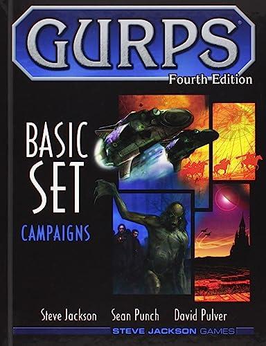 Gurps Basic Set: Campaigns (Hardcover): Steve Jackson