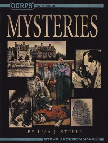 9781556347610: GURPS Mysteries