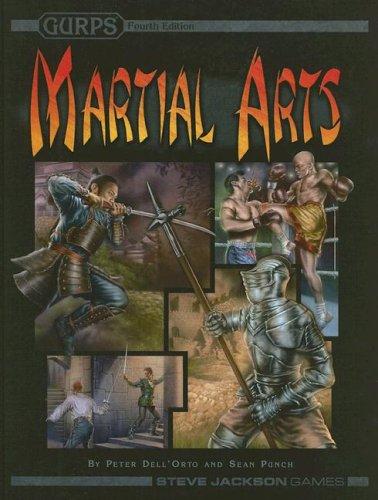 GURPS Martial Arts: Punch, Sean; Dell'Orto,