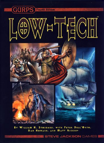 9781556348020: GURPS Low-Tech
