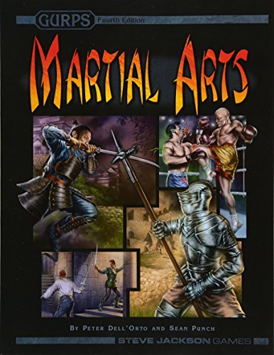 GURPS Martial Arts: Peter Dell'Orto
