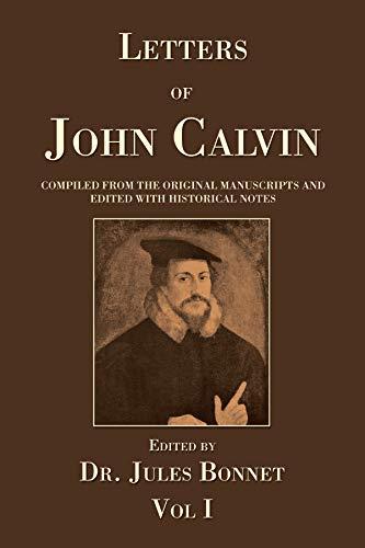 9781556352461: Letters of John Calvin: