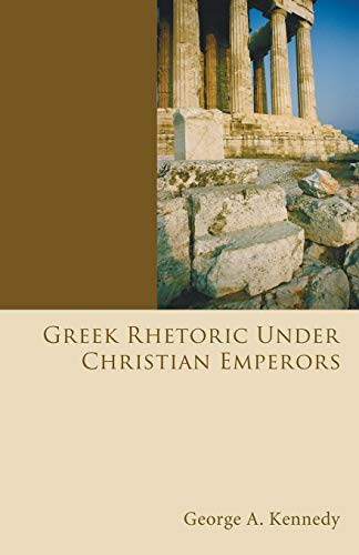 9781556359804: Greek Rhetoric Under Christian Emperors