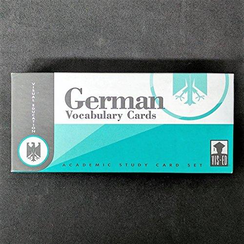 9781556370069: German Vocabulary Cards