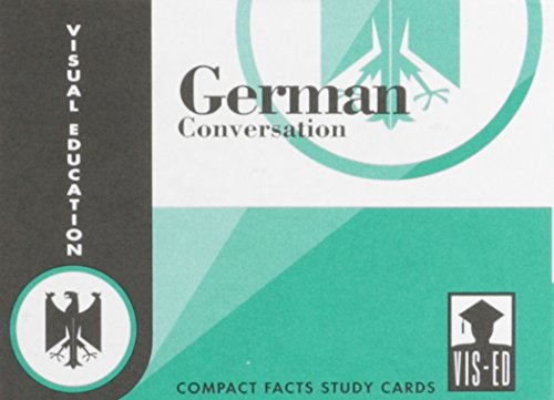 9781556370373: German Conversation Cards: Compact Facts