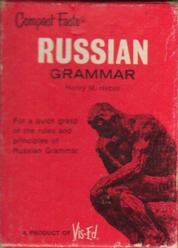 9781556370427: Russian Grammar Cards - 1992