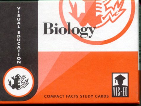 9781556370502: Biology: Compact Facts Cards