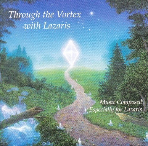 9781556383311: Through the Vortex with Lazaris-CD