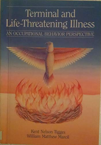 9781556420221: Terminal and Life Threatening Illness an Occupational Behavioral Perspective