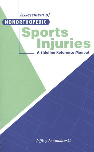9781556424441: Assessment of Nonorthopedic Sports Injuries: A Sideline Reference Manual