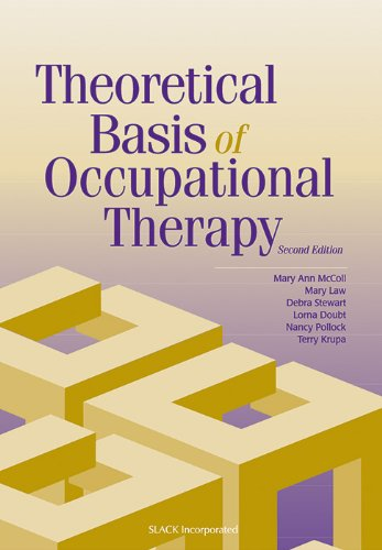Theoretical Basis of Occupational Therapy: Stewart, Debra;Law, Mary Ph.D.;Doubt, Lorna;Pollock, ...