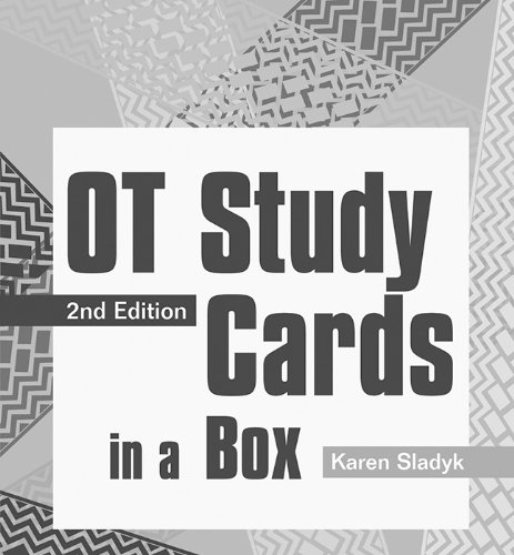 9781556426209: OT Study Cards in a Box