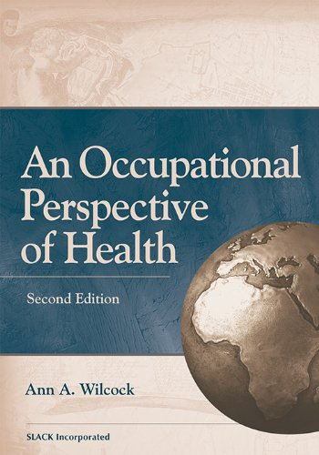 9781556427541: An Occupational Perspective of Health