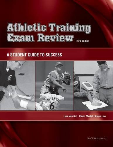 9781556427640: Athletic Training Exam Review: A Student Guide to Success