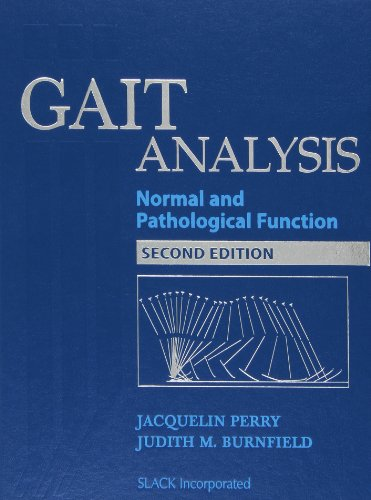 9781556427664: Gait Analysis: Normal and Pathological Function