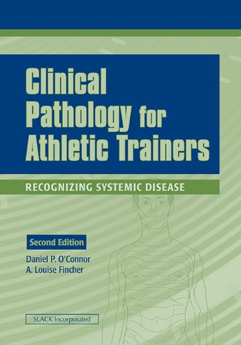 9781556427701: Clinical Pathology for Athletic Trainers: Recognizing Systemic Disease