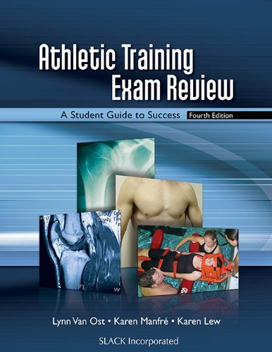 9781556428548: Athletic Training Exam Review: A Student Guide to Success
